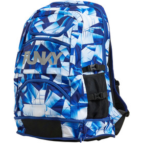 Funky Trunks Elite Squad Backpack, blu/colorato